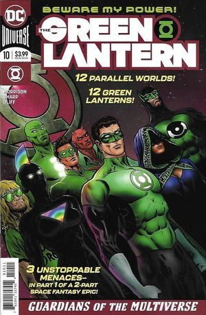 GREEN LANTERN (2018 5TH SERIES) #10