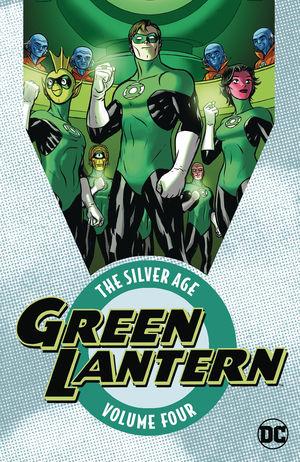 GREEN LANTERN THE SILVER AGE TP #4