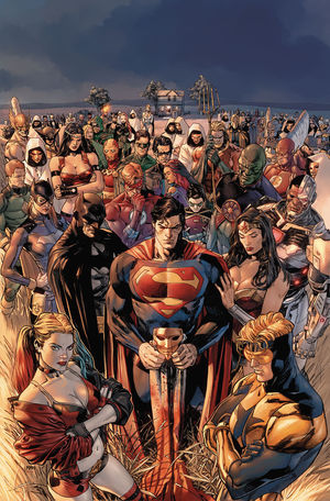 HEROES IN CRISIS HC (2019) #1