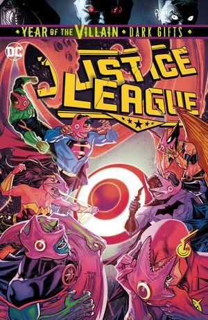 JUSTICE LEAGUE (2018) #29