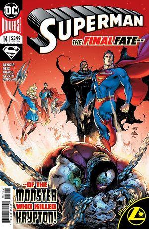 SUPERMAN (2018) #14