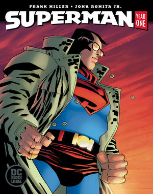 SUPERMAN YEAR ONE (2019) #2B