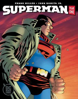 SUPERMAN YEAR ONE (2019) #2B