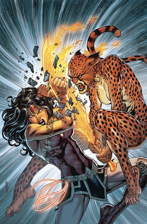 WONDER WOMAN (2016 5TH SERIES) #77
