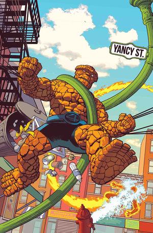 FANTASTIC FOUR 4 YANCY STREET (2019) #1