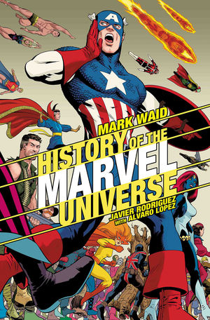HISTORY OF MARVEL UNIVERSE (2019) #2B