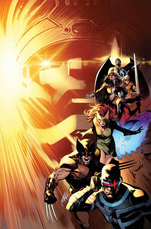 HOUSE OF X (2019) #3
