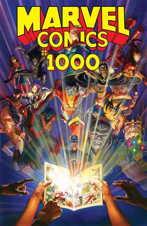 MARVEL COMICS (2019) #1000A