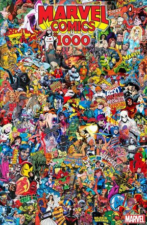 MARVEL COMICS (2019) #1000H