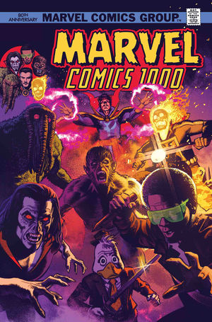 MARVEL COMICS (2019) #1000K