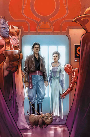 STAR WARS (2015 MARVEL) #70