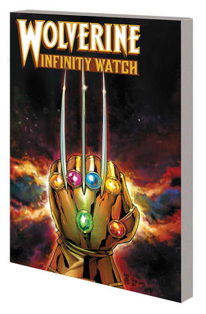 WOLVERINE TP INFINITY WATCH (2019) #1