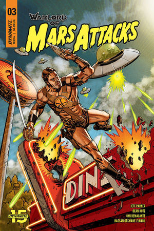 WARLORD OF MARS ATTACKS (2019) #3
