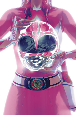 MIGHTY MORPHIN POWER RANGERS (2016) #42C