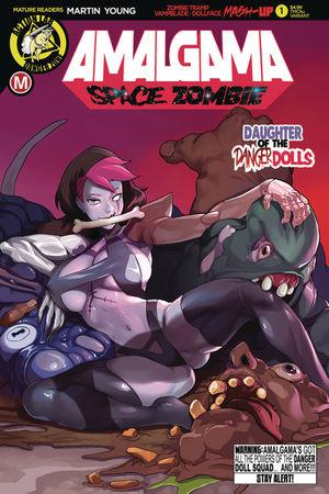 AMALGAMA SPACE ZOMBIE (2019) #1E
