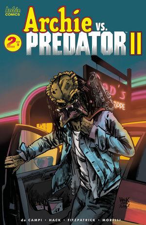 ARCHIE VS PREDATOR 2 (2019) #2A