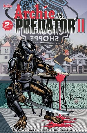 ARCHIE VS PREDATOR 2 (2019) #2B