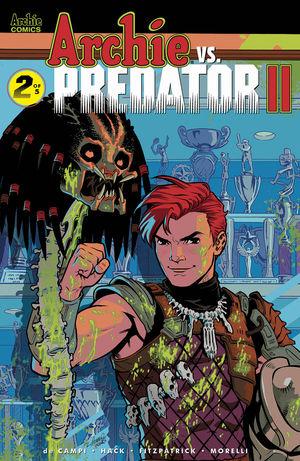 ARCHIE VS PREDATOR 2 (2019) #2D