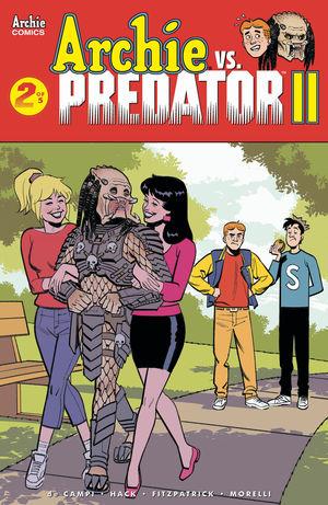 ARCHIE VS PREDATOR 2 (2019) #2E