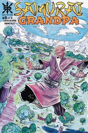 SAMURAI GRANDPA (2019) #3