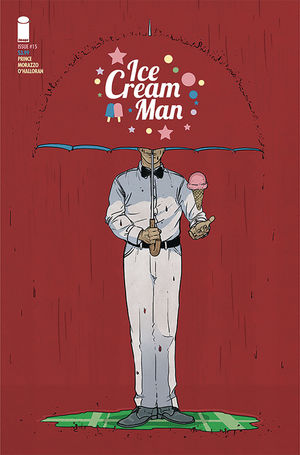 ICE CREAM MAN (2018) #15B