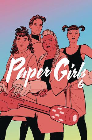 PAPER GIRLS TPB #6