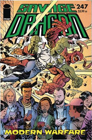 SAVAGE DRAGON (1993 2ND SERIES) #247