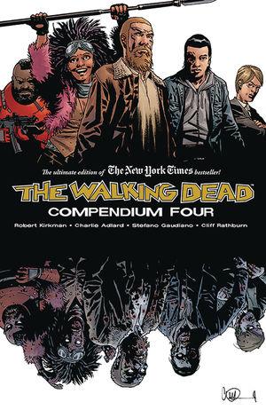 WALKING DEAD COMPENDIUM TPB (2009) #4