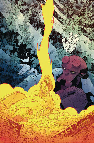 HELLBOY AND THE B.P.R.D. SATURN RETURNS (2019) #2