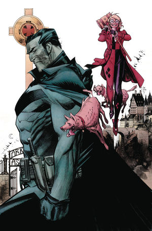 BATMAN CURSE OF THE WHITE KNIGHT (2019) #3