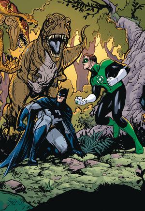 BATMAN UNIVERSE (2019) #3