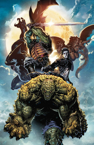 GOTHAM CITY MONSTERS (2019) #1