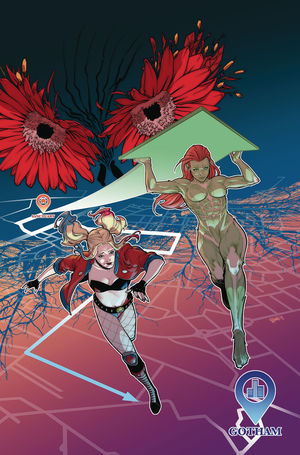 HARLEY QUINN AND POISON IVY (2019) #1