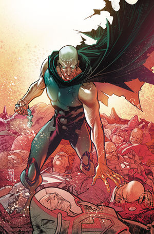 LEX LUTHOR YEAR OF THE VILLAIN (2019) #1