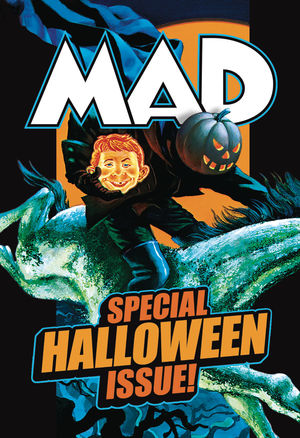 MAD MAGAZINE (2018) #10