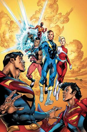 SUPERMAN (2018) #15