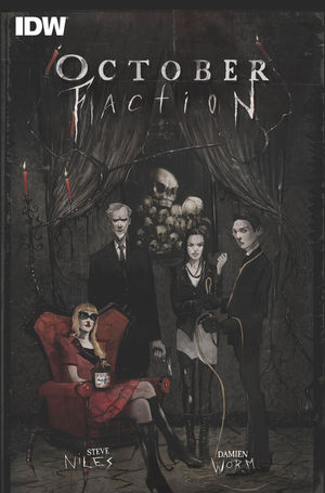 OCTOBER FACTION SPECIAL EDITION (2019) #1