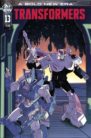TRANSFORMERS (2019) #13