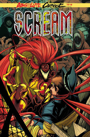 ABSOLUTE CARNAGE SCREAM (2019)