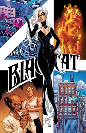 BLACK CAT (2019) #4