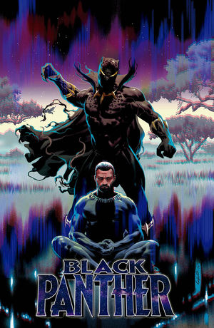 BLACK PANTHER (2018 7TH SERIES) #16