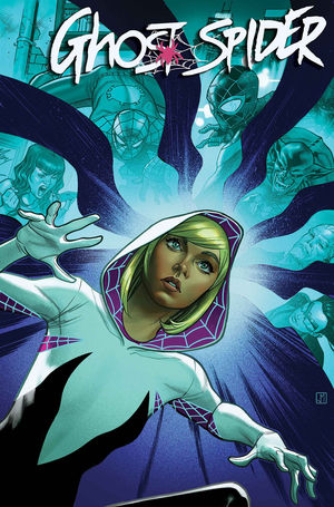 GHOST-SPIDER (2019 MARVEL) #2