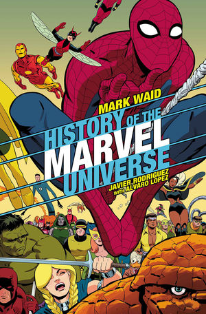 HISTORY OF MARVEL UNIVERSE (2019) #3B
