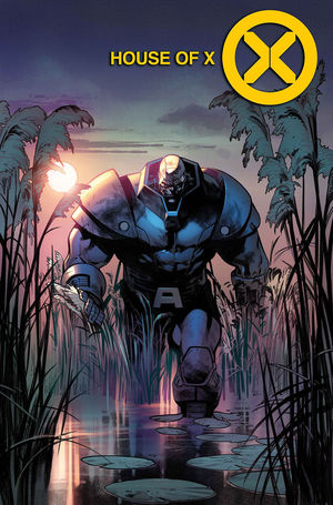 HOUSE OF X (2019) #5