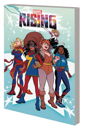 MARVEL RISING GN TP HEROES OF ROUND TABLE (2019) #1