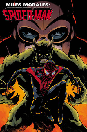 MILES MORALES SPIDER-MAN (2018) #10