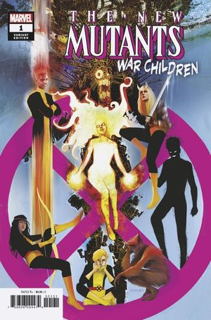NEW MUTANTS WAR CHILDREN (2019) #1B
