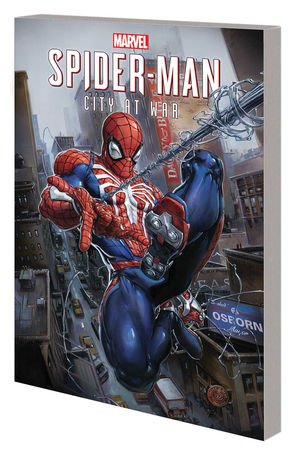 SPIDER-MAN CITY AT WAR TPB (2019) #1