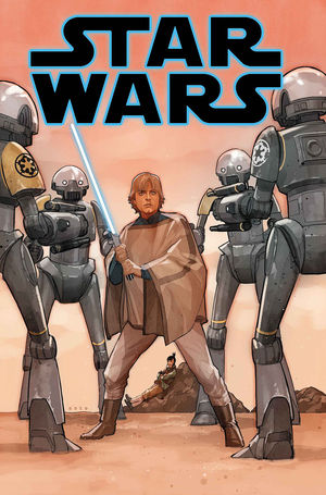 STAR WARS (2015 MARVEL) #71