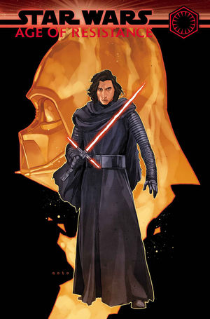STAR WARS AOR KYLO REN (2019) #1